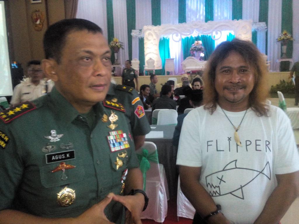 Kang Komar : Saya Berbangga Hati Pada Kodiklat TNI AD