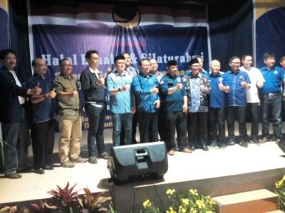 Kader dan bakal calon walikota Partai Nasdem Kota Bandung