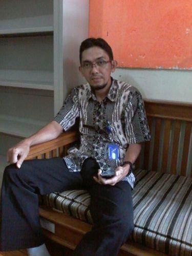 Aris Somantri, Sekertaris Desa Kujangsari Kecamatan Langensari Kota Banjar