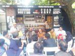 KLHK gelar pelatihan kewirausahaan petani kopi bekerjasama dengan SCAI