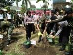 KARYA BAKTI TNI – POLRI Mojokerto