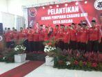Pelantikan pengurus DPC BMI Kabupaten Ciamis periode 2017-2022