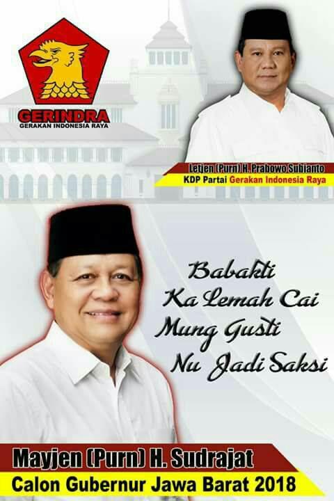 Mayjen TNI (Purn) H Sudrajat