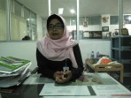 Kepala Markas PMI Kota Semarang, Endang Puji Astuti