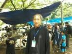Pendi, Ketua Panitia Ketangkasan Domba di BWP Kota Banjar.