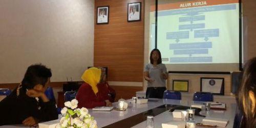Rapat TPD Dinsos Semarang