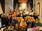 Sri Baduga Prabu Karantina beserta jajaran di Pekan Layanan Publik BKIPM Bandung