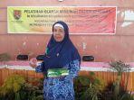 Kasie Industri Agrominuman Dinas Perindustrian (Disperin) Kota Semarang, Siti Zakiah.