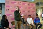 Konferensi pers ulang tahun pertama mall Paskal 23 Shoping Center