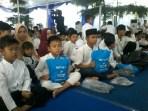 HUT ke 57 Bank BJB Berbagi Ramadhan Bersama Dengan 25.000 Anak Yatim Dan Dhuafa