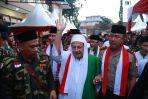 Maulana Al Habib Muhammad Lutfi Bin Ali Bin Hasyim Bin Yahya Hadiri Gelaran Tabligh Akbar Di Polres Garut