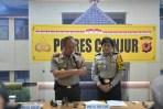Kapolda Jabar saat konferensi pers di Polres Cianjur
