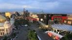 Kawasan Terpadu Trans Studio Bandung sebagai salasatu destinasi istimewa mengisi liburan lebaran Idul Fitri di Kota Bandung