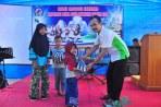 Koperasi Bina Asih Mandiri memberikan reward kepada anggota terbaiknya.