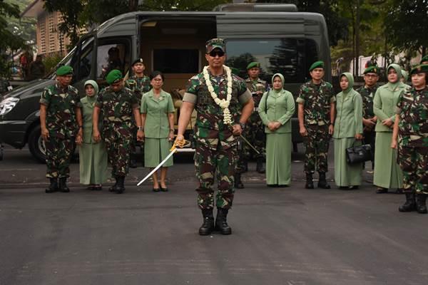 Letjen TNI Andika Perkasa