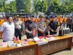 Jelang Asian Games, Polda Jabar Gelar Cipta Kondisi Kejahatan Jalanan