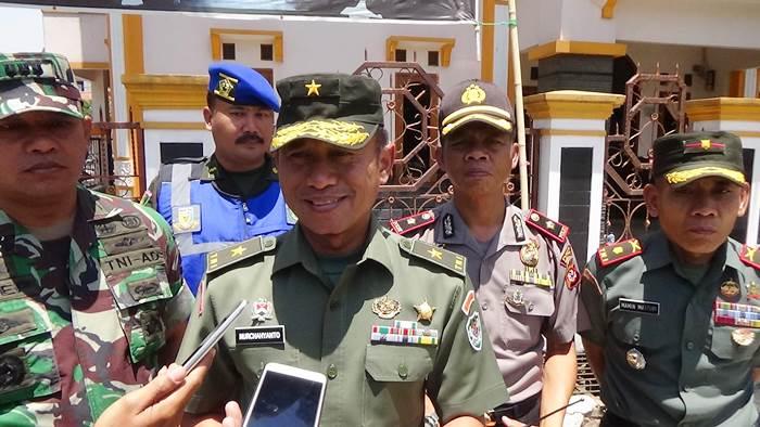 Kasdam III/Siliwangi Brigjen TNI Nurchahyanto