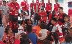 Demi Kemanusiaan, PMI Layani Warga Sulawesi Tengah Sepenuh Hati