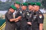 Pangdam III/Siliwangi Pimpin Serah Terima Jabatan AsOps dan Danbrig 15 Kujang