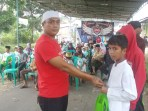 Exstreme Community Sukaraja, Berikan Santunan 70 Anak Yatim