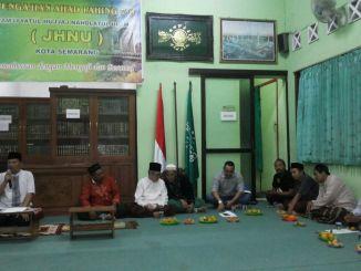 Perkuat Aswaja Forum Sillaturrahmi Kader Muda NU Kota Semarang