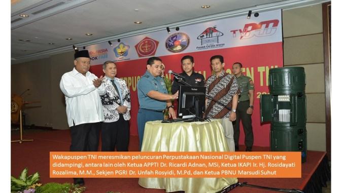 Perpustakan digital TNI