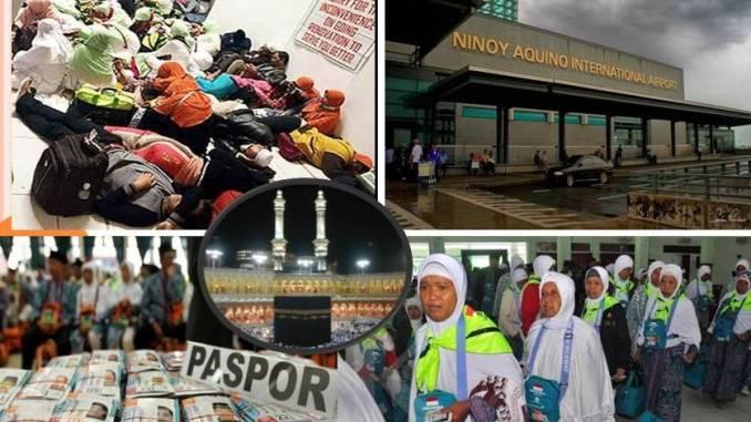 Nasib 177 WNI Yang Berhaji Melalui Filipina Akan Dideportasi