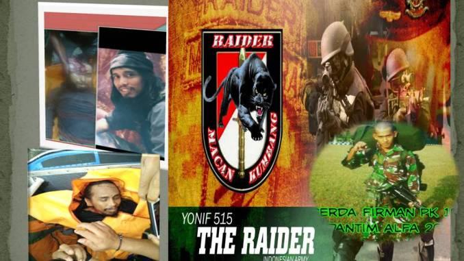Profil Tim Raider 515_Kostrad Yang Berhasil Menembak Santoso