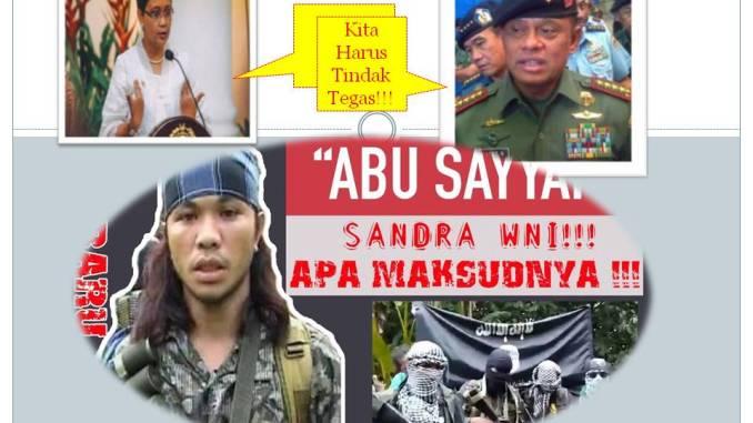 #tiga kali WNI disandera Abu Sayyaf
