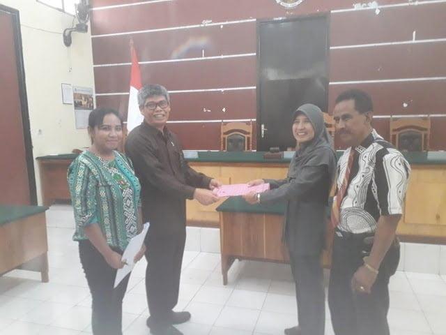 LBH Surya NTT Posbakum MoU PN Larantuka