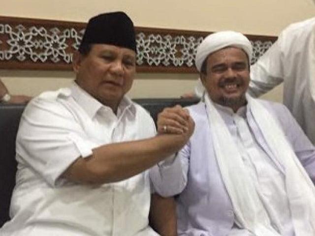 Prabowo dan Agama