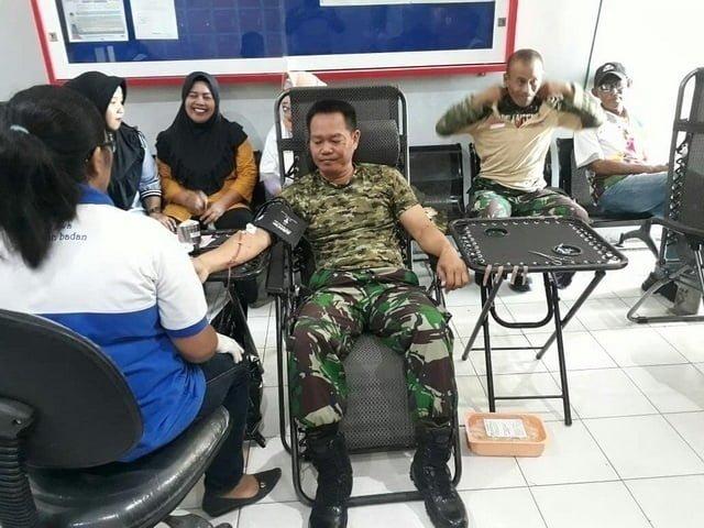 donor darah depot pertamina reok