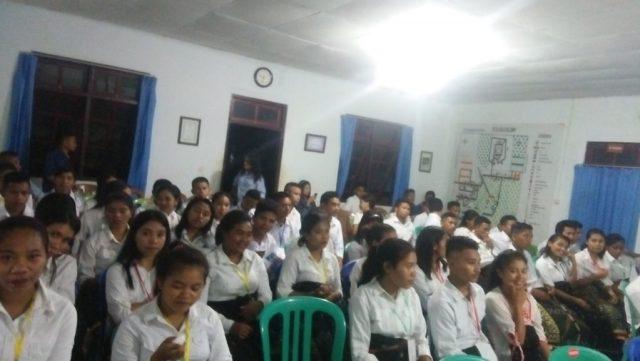 peserta mpab imper kupang