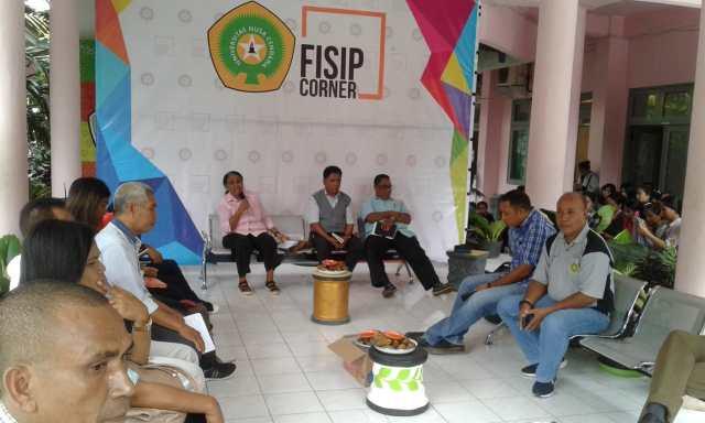 Diskusi publik FISIP Undana Kupang bahas masalah sampah di Kota Kupang