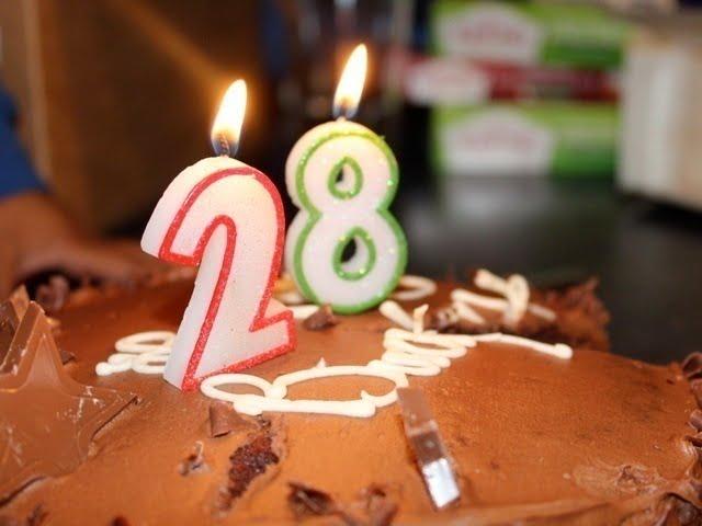 Happy 28th Birthday Wishes