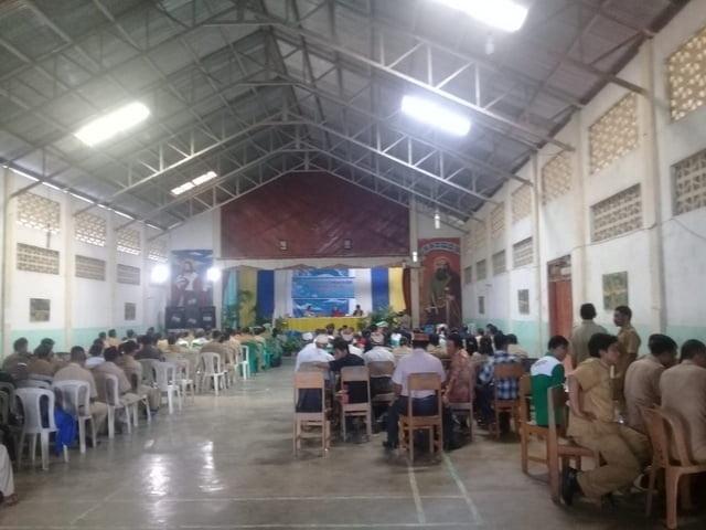 Musrenbangcam Kecamatan Lamba Leda, Manggarai Timur, NTT