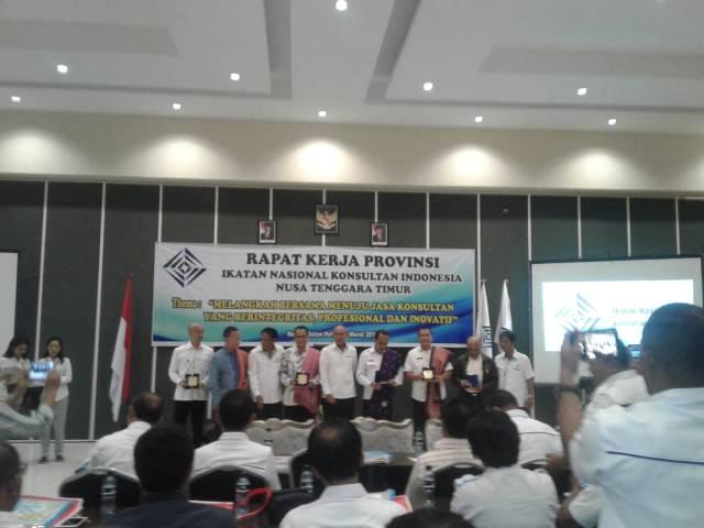 Rakerprov Inkindo Kupang NTT