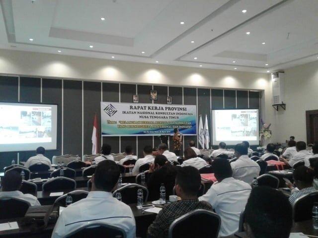 Rakerprov Inkindo di Kupang, NTT