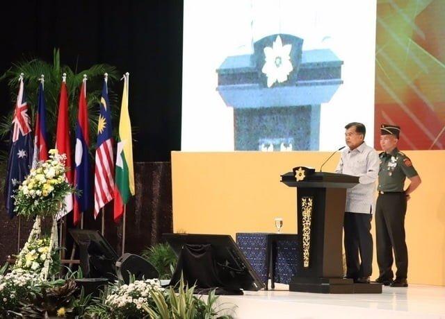 Wapres RI Jusuf Kalla Nusa Dua Bali