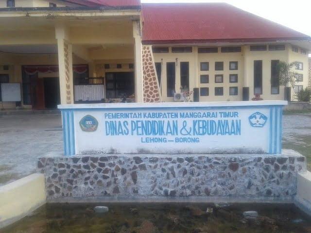 Kantor Dinas PK Matim