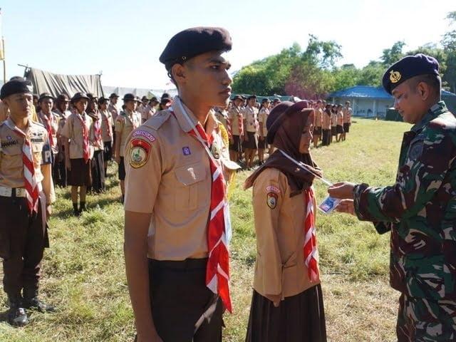 Pramuka NTT Sea Scout Super Camp