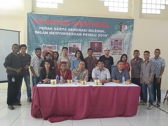 Seminar Nasional PMKRI Jakarta Pusat