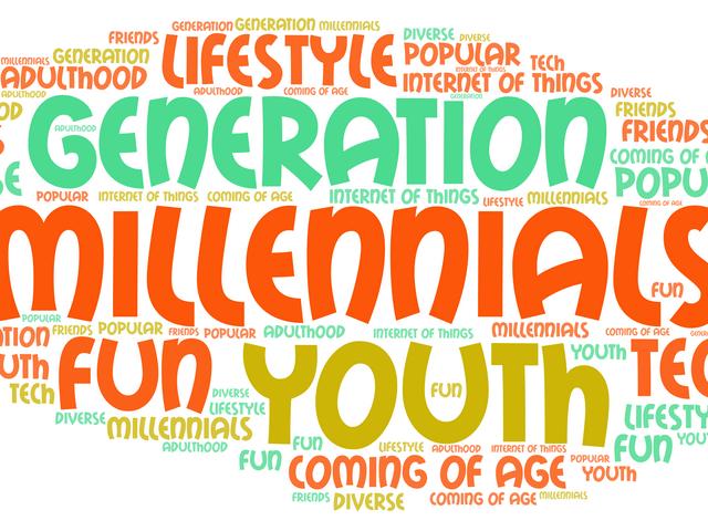 Ilustrasi Generasi Milenial - image by ScooterGenius.com