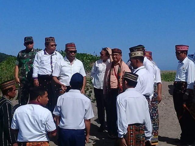 Kunker Gubernur NTT di Matim bahas perbatasan