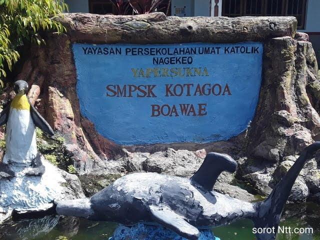 SMP Kotagoa Boawae Nagekeo