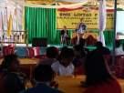 Camping OMK Lintas Paroki di Paroki Kristus Raja Mbaumuku