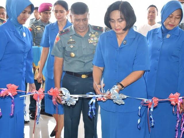 Mako Satuan Kapal Patroli diresmikan Danlantamal VII