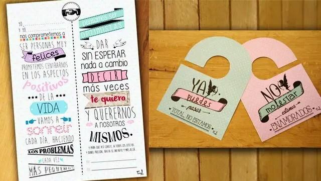 L mina contrato de enamorados sorpresas para tu pareja - Sorpresas para enamorados ...