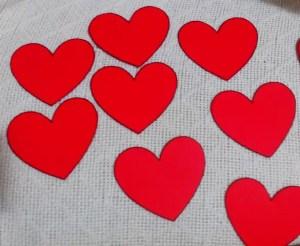 desafio corazones