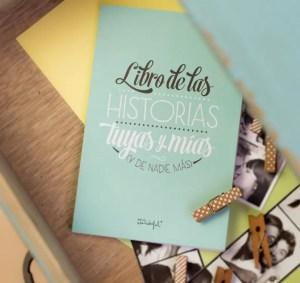 libro historias tuyas y mias